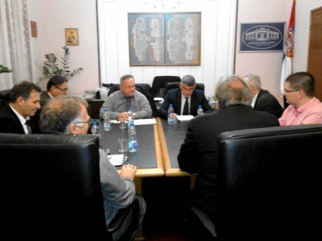 """Ulaganja u """"Caričin grad"""" od velikog značaja za Jablanički okrug"""