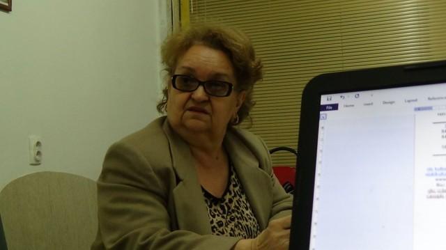 Čedoslava Ristić u redakciji Južne Srbije, Foto: Južna Srbija