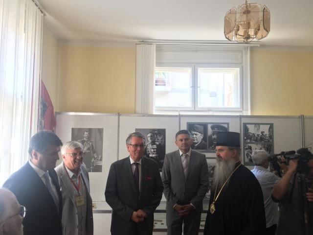 """Otvorene nove prostorije udruženja srpsko-ruskog prijateljstva """"Naisus"""""""