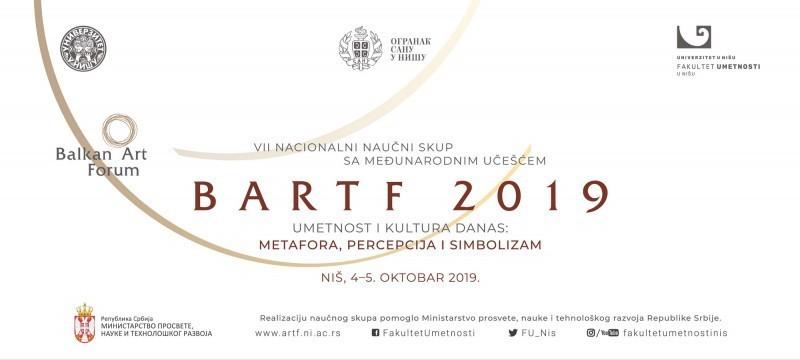 """БАРТФ 2019, """"Уметност и култура данас"""""""