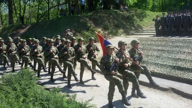 У Нишу обележен Дан војске Србије