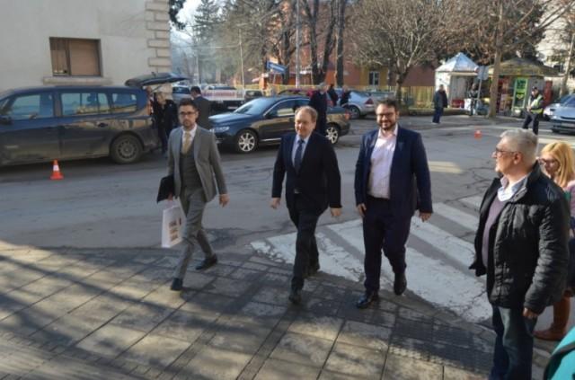 Danski ambasador posetio Leskovac