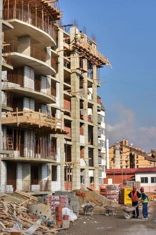 Изградња социјалних станова у Улици Мајкаовског тече по плану - ускоро јавна набавка за станове на Леденој стени