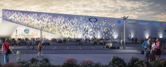 """ТЦ """"Делта планет"""" у Нишу биће завршен на јесен 2020."""