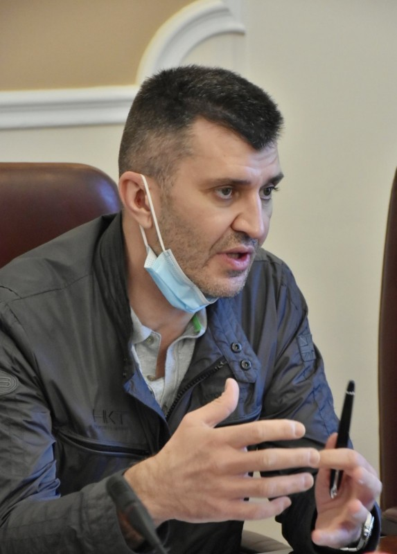 Zbog iscrpljenosti kadrova, Đorđević najavio dodatno zapošljavanje u Gerontološkom centru Niš