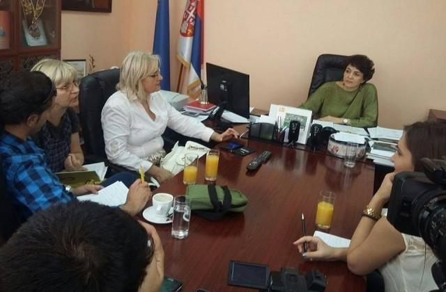 Ceo dan sa problemima, sugestijama, zahtevima: Četvrti prijem građana kod načelnice Nišavskog okruga