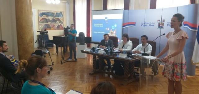 У Нишу представљен Извештај Европске комисије о Србији
