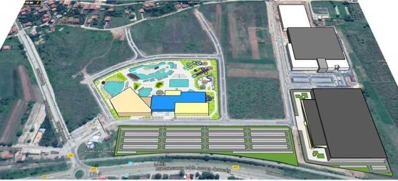 Конкурс за избор најбољег идејног решења за изградњу Експо центра у Нишу
