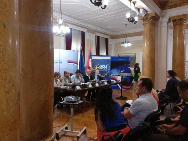 Ниш: Напредак Србије у процесу ЕУ интеграције