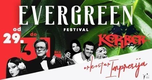 Вечерас друго вече Евергрин фестивала на Летњој позорници