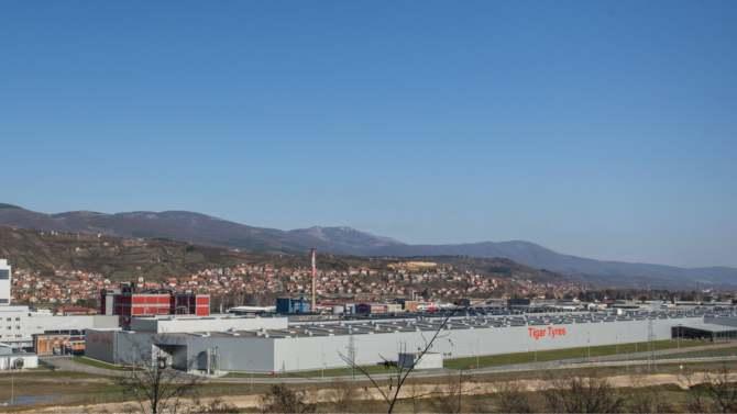 Značajni projekti za Pirot- gasifikacija i Transportno – logistički centar