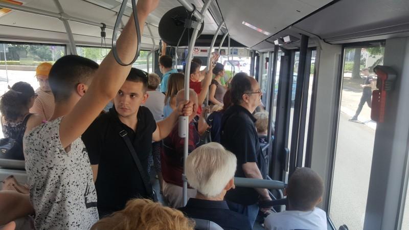 Demokrate proveravale gradski prevoz - zaboravili kako je bilo u njihovom mandatu