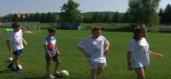 Фудбалски камп у Бабушници