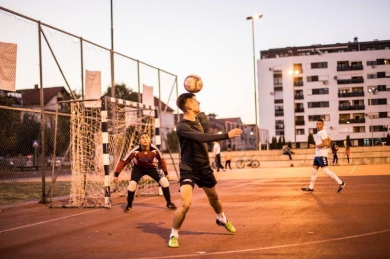 Хуманитарни турнир у малом фудбалу за помоћ НУРДОР-у
