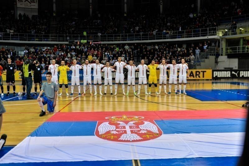 Светски футсал у Нишу: Наша репрезентација понос нације