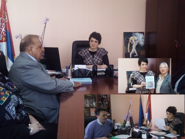 Отворена врата од 7 до 7, предлози, молбе и жалбе код начелнице Сотировски