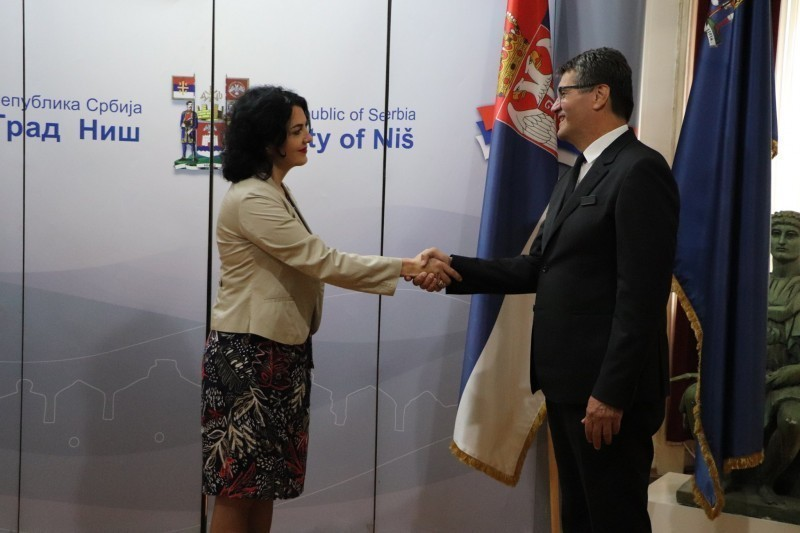 Сотировски званично преузела дужност градоначелника