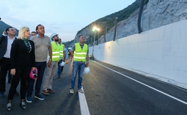 Михајловићева: Посао Владе Србије је да спаја нашу земљу са Европом и регионом, следеће године изградња ауто-пута Ниш-Мердаре-Приштина