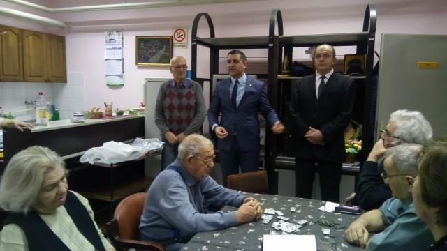 Брига о старима и заједничке акције највеће нишке општине и Клуба пензионера у Геронтолошком центру