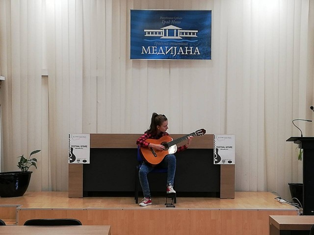 """""""Medijanina gitarijada"""" - podrška muzičkim talentima"""