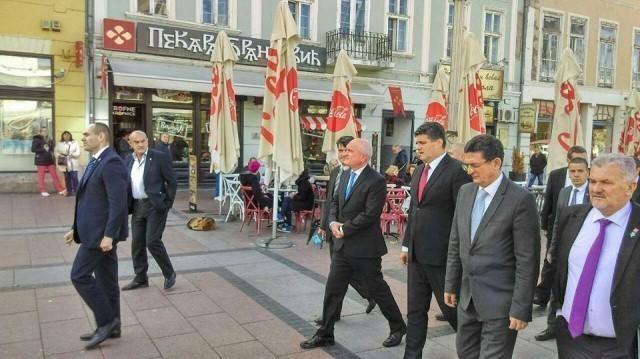Predsednik Sobranja: Dobar prekogranični odnos uz sve veći broj bugarskih turista u Nišu!