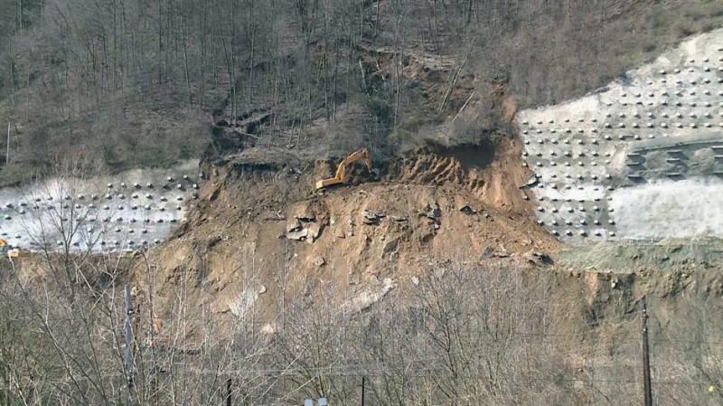 Зорана Михајловић: Истрага БИА о обрушавању зида у Грделици није готова