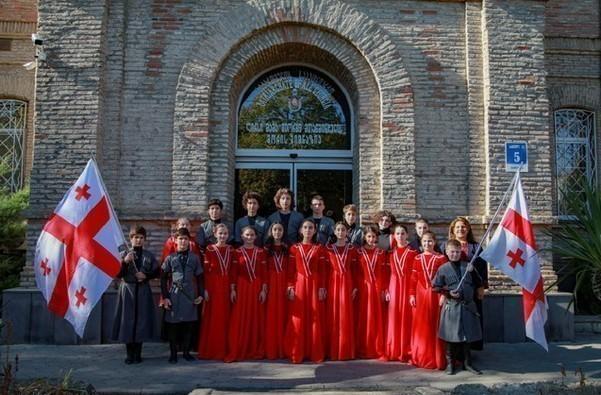 Мешовити дечји хор из Грузије наступа у Нишу