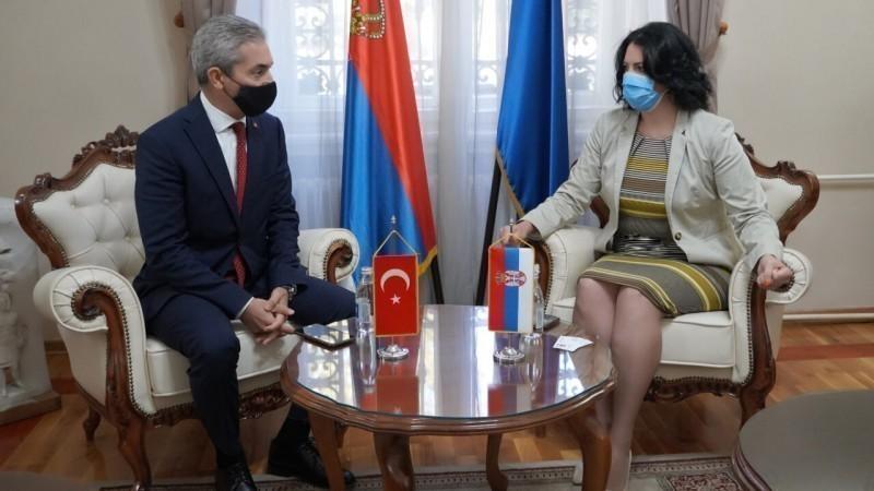 Turska zainteresovana da u Nišu otvori svoje konzularno predstavništvo