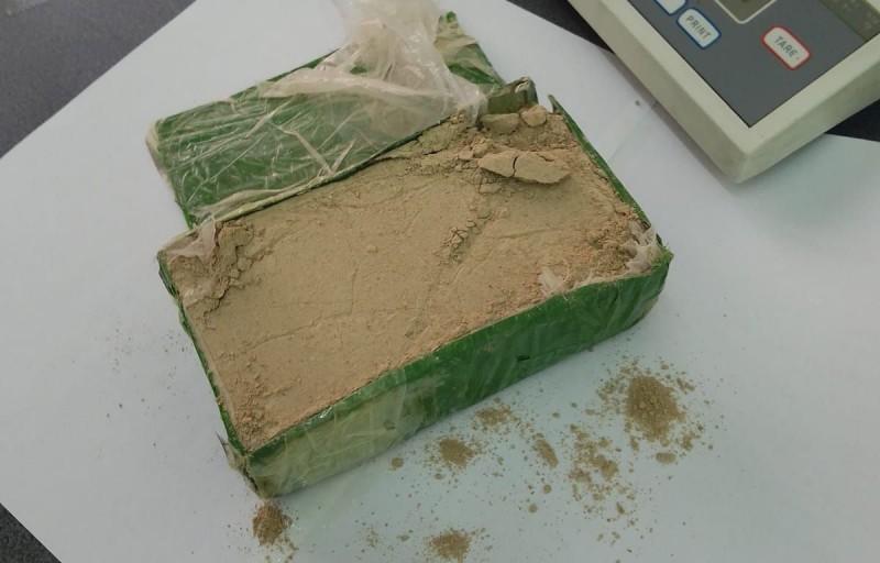 Prokuplje: Pronađeno kilogram heroina