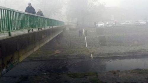 Обесио се младић испод моста Фото: М. Ивановић / РАС Србија