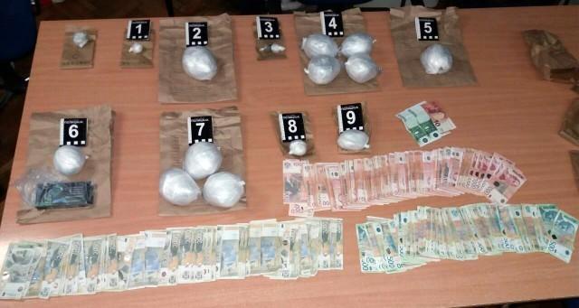 Mladić iz Niša uhapšen zbog prodaje droge