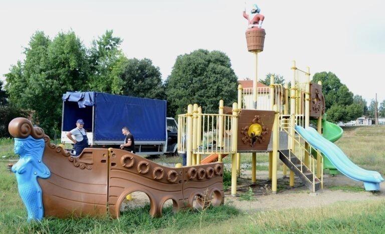 Нова, реконструисана игралишта за прокупачке малишане