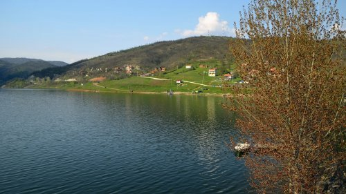 Бованско Језеро Фото Алексинац.Нет