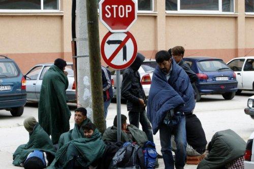 Migranti pljačkaju u Merdaru: Teško pokretna Stevka se branila sekirom