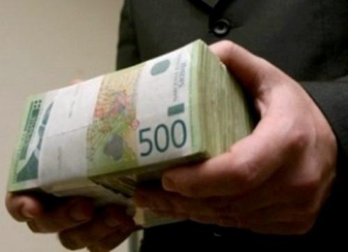 Дефицит буџета на крају фебруара 600 милиона динара, а јавни дуг 49,1 одсто БДП