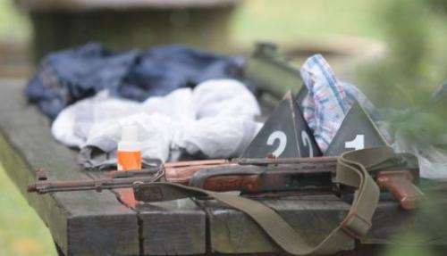 Алексинчанин у бурету крио оружје и експлозив