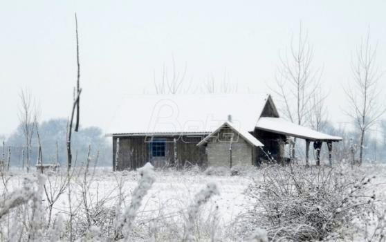 Отац и син пронађени смрзнути у снегу у близини Гаџиног Хана