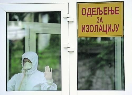 Инфективна клиника: Умрла медицинска сестра из Лебана