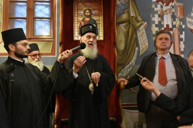 Патријарх Иринеј посетио Ниш