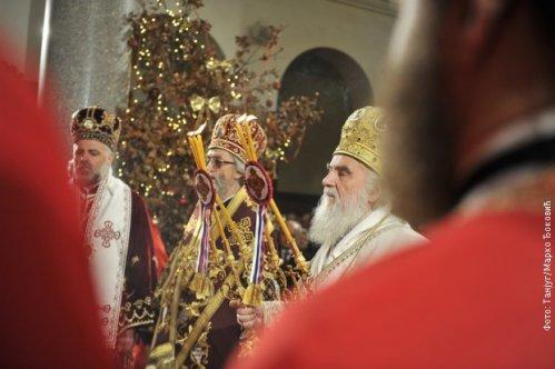 Patrijarh Irinej na liturgiji u Banjaluci, Foto: Tanjug, Marko Đoković