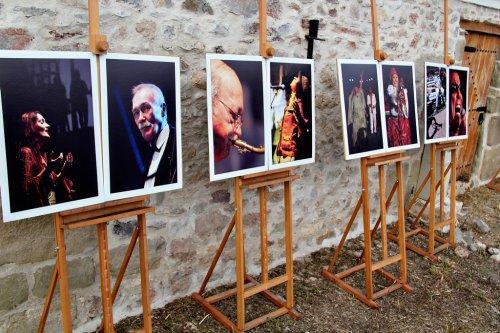 Милош Стојановић Шиме,  изложба