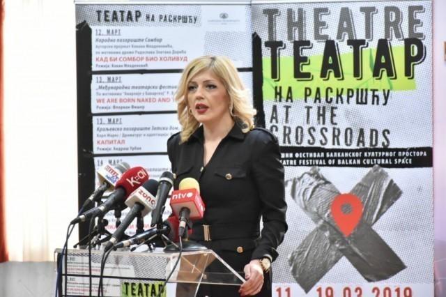 """Niš domaćin Festivala drame i pozorišta balkanskog kulturnog prostora """"Teatar na raskršću"""""""