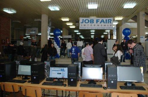 Job Fair 2016: Твоја каријера почиње овде