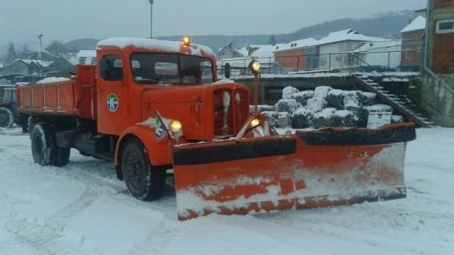 У Куршумлији сва механизација спремна за зимску сезону
