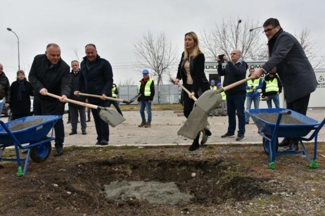 Počela izgradnja Naučno-tehnološkog parka u Nišu