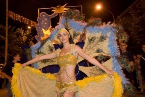 Završen šesti karneval u Leskovcu