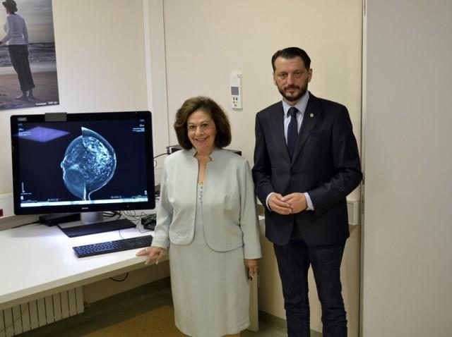 Принцеза Kатарина донирала КЦ Ниш станицу за мамограф, вредну 57.500 долара