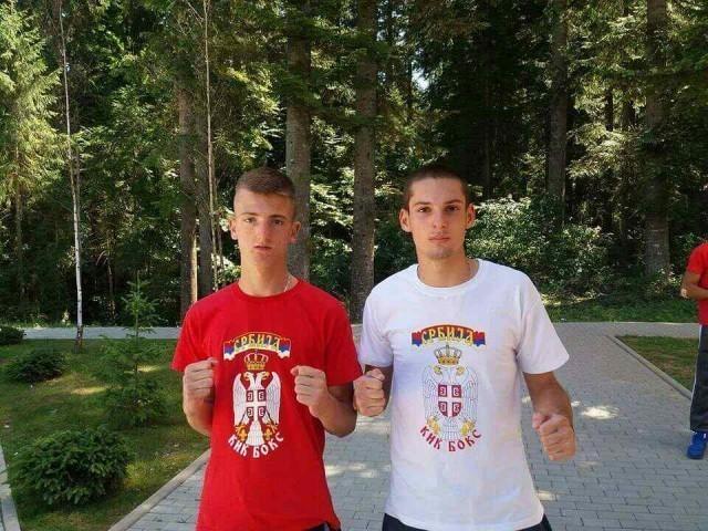 Млади Врањанци кик боксери на Европском првенству у Македонији
