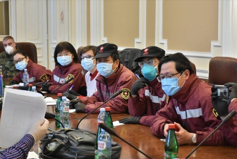 """Kineski eksperti proveravali """"kovid bolnice"""" i zdravstvene uslove u Nišu"""