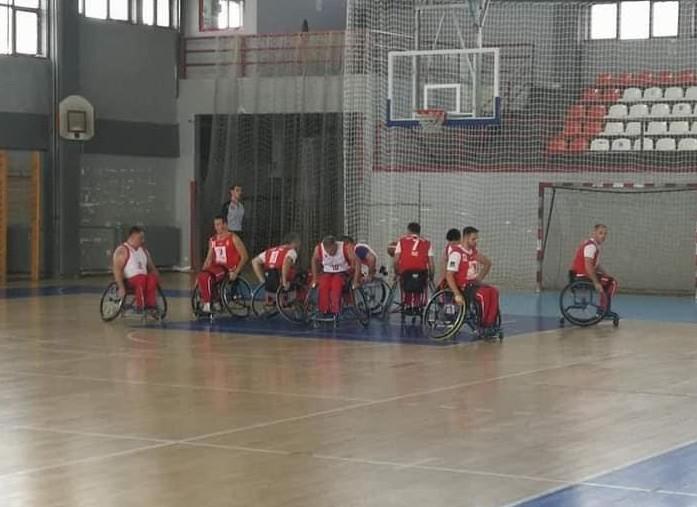 Ubrzani ritam košarkaša u kolicima se nastavlja
